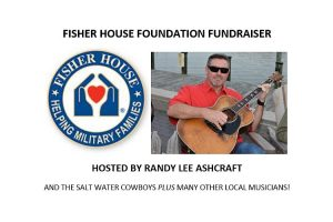 Fisher House Fundraiser - Randy Lee Ashcraft