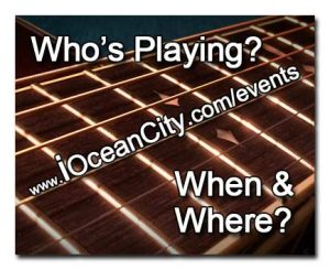 iOceanCity Guitar Neck Ad