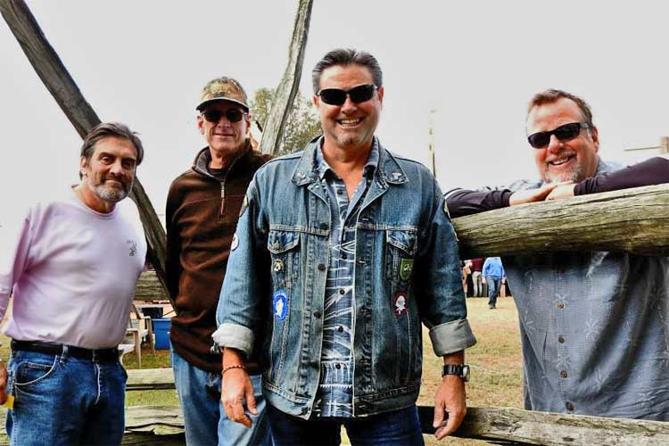 Randy Lee Ashcraft & the Saltwater Cowboys